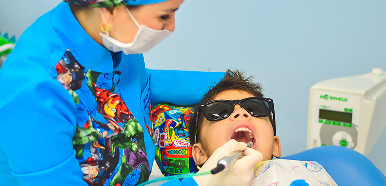 first dentist appointment