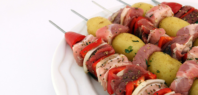 skewer - tailgating snacks